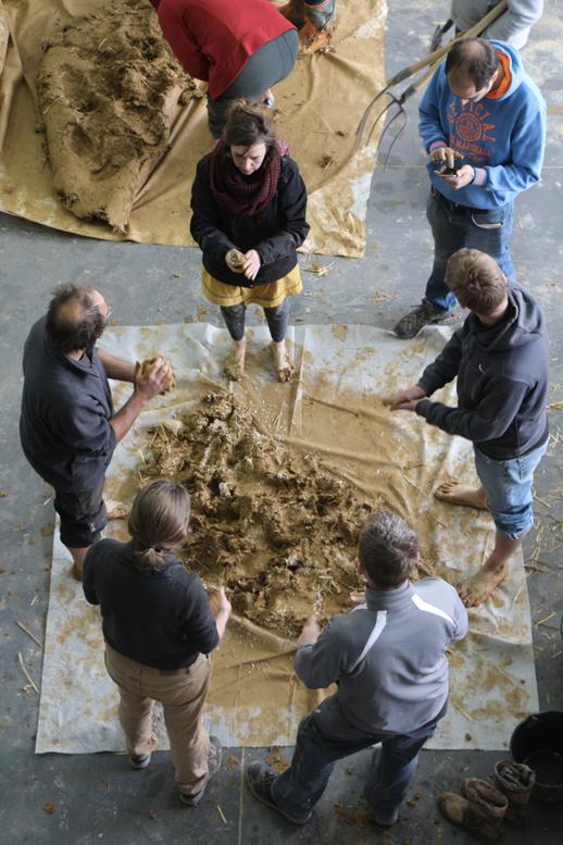 Formation professionnelle Construire en bauge aujourd'hui                     - amàco