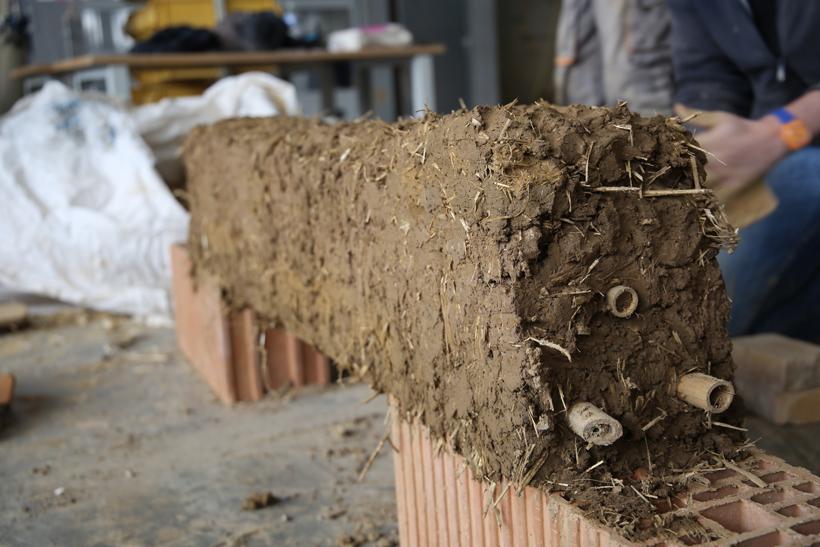 Formation professionnelle - Construire en bauge aujourd'hui                     - amàco
