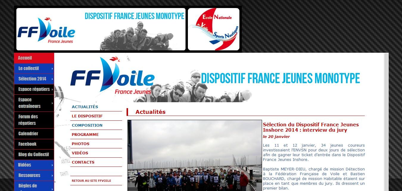 Environnement numérique Dispositif France Jeune Monotype - Stéphane KRAUSE